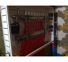 Инженерные решения, сантехнические работы, монтаж системы отопления. - Газ, отопление в Севастополе