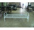 Кровать металлическая .кровати одноярусные,кровати двухъярусные в бюджетные организации - Мебель для спальни в Крыму