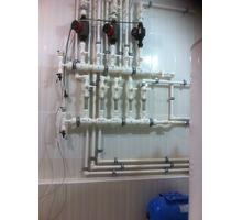 Установка сантехприборов. Монтаж отопления, водопровода, канализации, насосного оборудования. - Сантехника, канализация, водопровод в Крыму