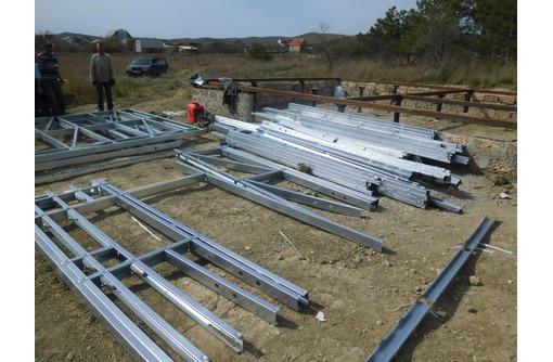 Каркасный дом: инвестиции с быстрой окупаемостью - Строительные работы в Феодосии