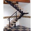 Изготовление и монтаж лестниц из дерева, бетона, и металла. - Лестницы в Крыму