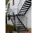 Изготовление лестниц, обшивка бетонных и металлических каркасов - Лестницы в Керчи