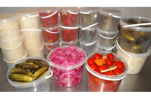 Соленья оптом салаты доставка, фото — «Реклама Севастополя»