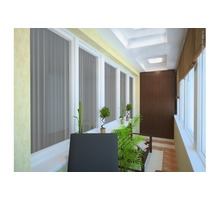 Балконы под ключ: внутренняя отделка, обшивка, утепление - Балконы и лоджии в Феодосии