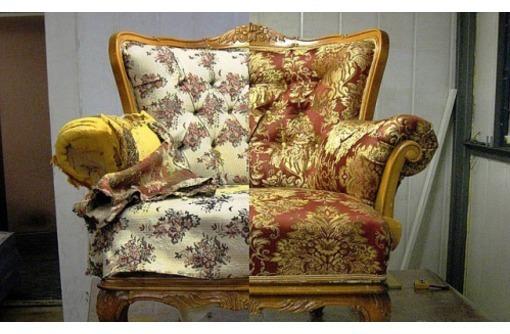 Ремонт и перетяжка мягкой мебели - Сборка и ремонт мебели в Феодосии