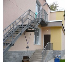 Проектирование, изготовление и монтаж лестниц - Лестницы в Феодосии