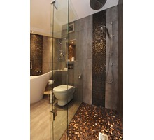 Качественная укладка плитки, ремонт ванной комнаты, монтаж душевой кабины - Ремонт, отделка в Феодосии