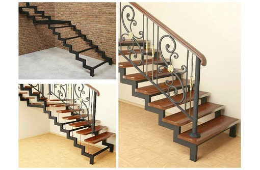 Изготовление металлических лестниц, фото — «Реклама Севастополя»