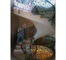 Изготовление лестниц из бетона. 3д моделирование - Лестницы в Ялте