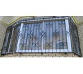 Решетки на окна и двери - изготовление, доставка, монтаж - Металлические конструкции в Евпатории