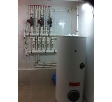 Установка котлов, монтаж отопления, водопровода, канализации, насосного оборудования, гелиосистем. - Газ, отопление в Старом Крыму