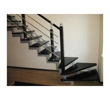 Изготовление лестниц на металлокаркасе, ворот, навесов - Лестницы в Феодосии