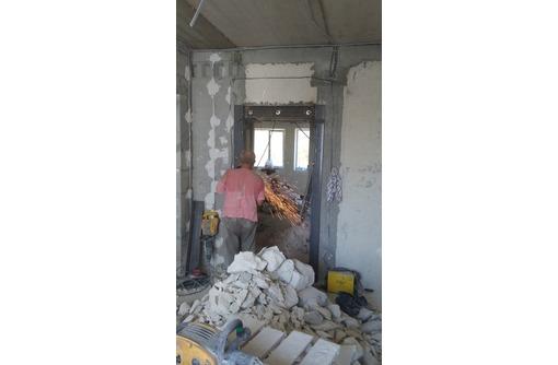 Требуются рабочие на резку стен, расширение проемов в Севастополе, фото — «Реклама Севастополя»