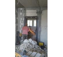 Требуются рабочие на резку стен, расширение проемов в Севастополе - Строительство, архитектура в Севастополе