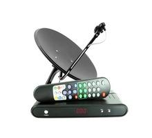 Установка спутниковой или эфирной антенны, настройка ресивера - Спутниковое телевидение в Ялте