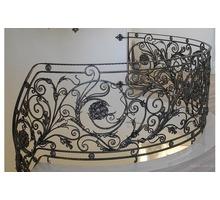 Сварочные работы. Решетки на окна, ворота, заборы, балконы, двери, лестницы, навесы - Металлические конструкции в Ялте