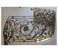 Сварочные работы. Решетки на окна, ворота, заборы, балконы, двери, лестницы, навесы - Металлические конструкции в Крыму