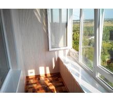 Балконы под ключ: внутренняя отделка, обшивка, утепление - Балконы и лоджии в Керчи