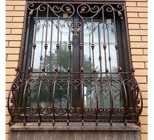 Решетки на окна и двери, изготовление и установка. - Металлические конструкции в Евпатории