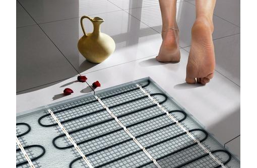 Выполняем монтаж водяных теплых полов, отопления, водопровода, фото — «Реклама Евпатории»