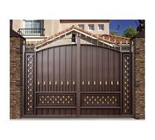 Изготовление ворот, навесов, металлических дверей, решеток - Заборы, ворота в Ялте
