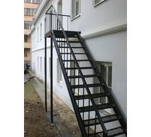 Проектирование, изготовление и монтаж лестниц - Кровельные работы в Ялте