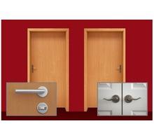 Профессиональная установка межкомнатных и входных дверей - Ремонт, установка окон и дверей в Евпатории