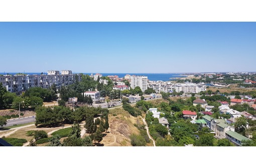 Сдам  видовую 1к  на ул.Репина 1Б - Аренда квартир в Севастополе