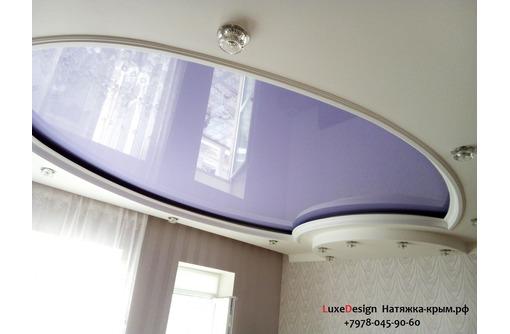 Уникальные бесщелевые натяжные потолки LuxeDesign-Лучший выбор! - Натяжные потолки в Белогорске