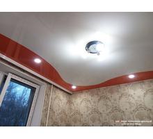 Комбинированные натяжные потолки-стильное решение - Натяжные потолки в Бахчисарае