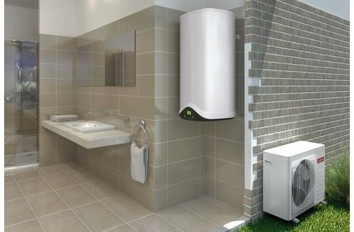 Установка бойлеров, стиральных, посудомоечных машин и другой техники, фото — «Реклама Евпатории»