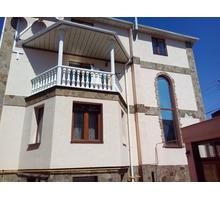 Продаётся коттедж 4 этажа,10 номеров,действующий бизнес, 359 кв.м, участок 4 сотки, Казачья бухта - Коттеджи в Севастополе