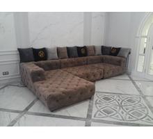 Модульный диван Лоренц со встроенным USB. Элитная мягкая мебель на заказ в Симферополе. - Мягкая мебель в Симферополе
