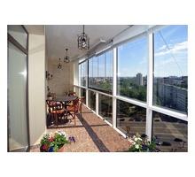 Выполняем все виды работ по остеклению балконов и лоджий. - Балконы и лоджии в Керчи