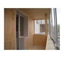 Обшивка и расширение балконов - Балконы и лоджии в Феодосии