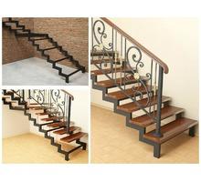 Металлические лестницы «под ключ» в Севастополе – изготовление- монтаж. Цены от производителя! - Лестницы в Севастополе