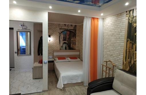 Квартира  посуточно и почасово у моря на ПОР 43 с дизайнерским ремонтом рядом Омега и Парк Победы, фото — «Реклама Севастополя»