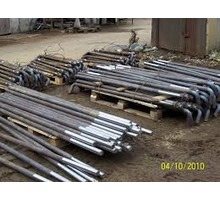 Изготовим болты фундаментные 1.1М24х1600 изогнутый ГОСТ 24379.1-2012 собственного производства. - Продажа в Симферополе