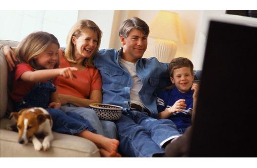 Ремонт, установка, настройка кинескопных, ЖК, плазменных телевизоров, фото — «Реклама Керчи»