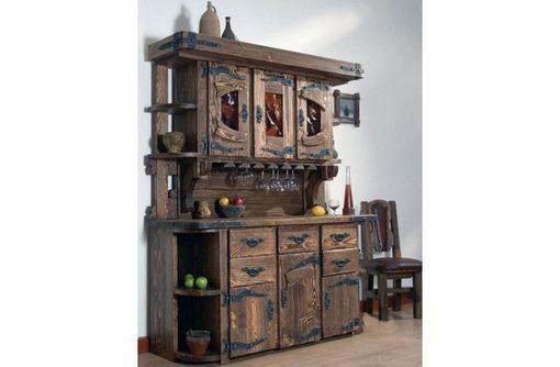Изготавливаем мебель под старину, - Мебель на заказ в Севастополе