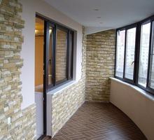 Утепление и отделка балконов, обшивка балконов, лоджий. Недорого - Ремонт, установка окон и дверей в Феодосии