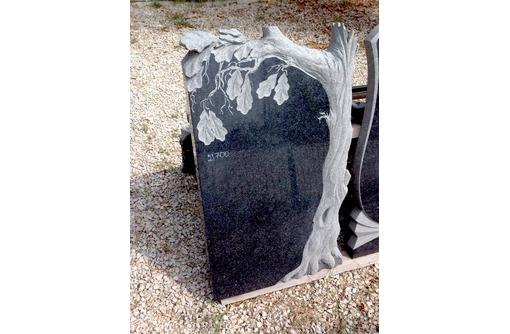 Памятники из гранита в Черноморском – изготовление, доставка, установка. Также работаем и удаленно. - Ритуальные услуги в Черноморском