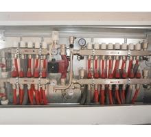 Монтаж и ремонт водяного теплого пола. - Газ, отопление в Симферополе