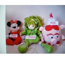 Продаются детские мягкие игрушки в большом ассортименте - Игрушки в Севастополе