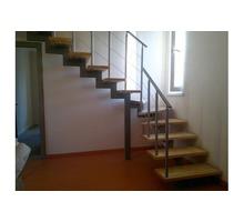 Изготовление лестниц, перил, козырьков, решеток - Лестницы в Феодосии