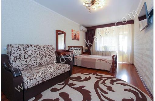 Люкс квартира в 5 минутах ходьбы от песчаного пляжа Жемчужный - Аренда квартир в Феодосии