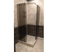 Как правильно выбрать стеклянную перегородку для душа - Межкомнатные двери, перегородки в Симферополе