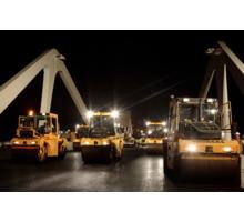 Асфальтирование дорог и территорий, благоустройство - Строительные работы в Крыму