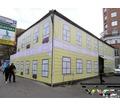 Фальшфасад в Ялте, фасад из баннерной сетки с принтом - Строительные работы в Ялте