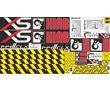 Комплект наклеек на стрелу для шведского кран-манипулятора Hiab., фото — «Реклама Севастополя»